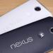 Nexus 6 weiß und blau