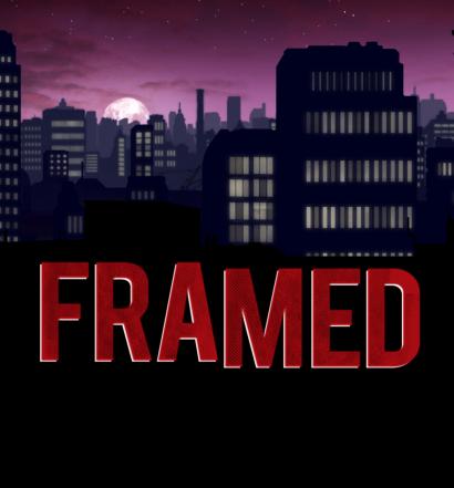 Framed Titelbild