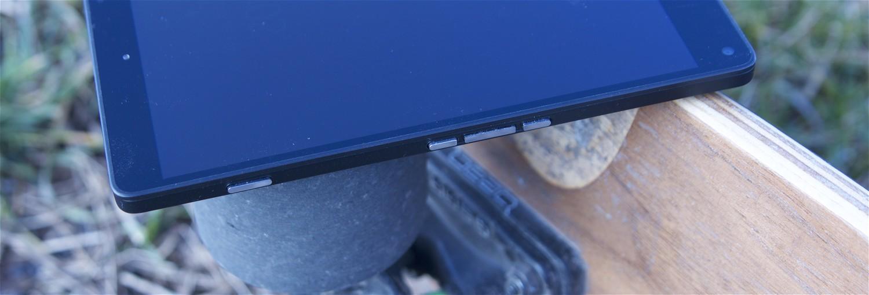 Microsoft Lumia 950 XL Kamera und Lautstärketaste