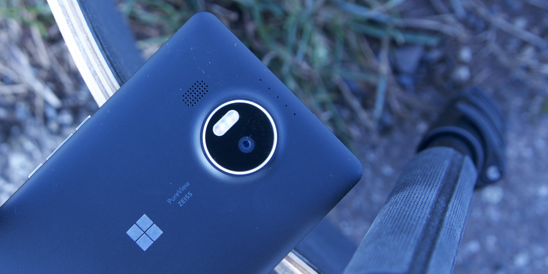 Microsoft Lumia 950 XL Rückseite Kamera