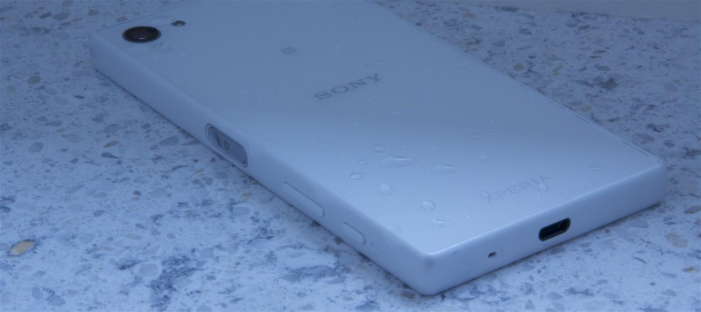 Sony Xperia Z5 Compact Rückseite komplett