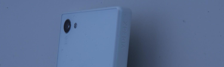 Sony Xperia Z5 compact - Rückseite Kamera Xperia
