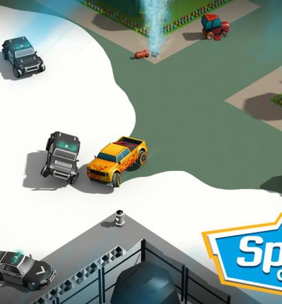 Splash Cars Titelbild