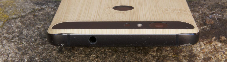 Nexus 6P Oberseite