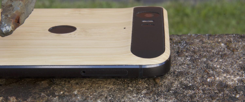 Nexus 6P SIM Kartenslot