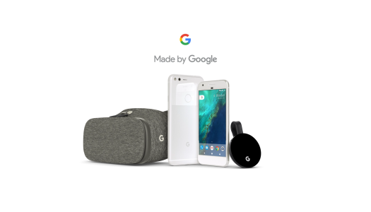 Google Event vom 04.10.16′