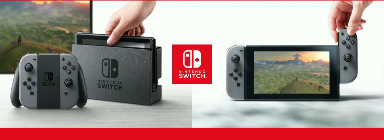 Nintendo Switch Titelbild