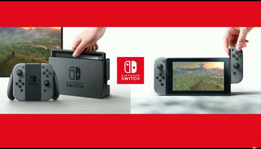 Nintendo Switch Event am 13.01.17′